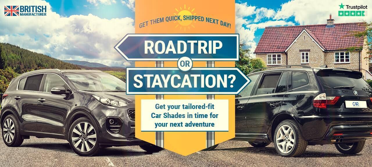 Roadtrip or Staycation
