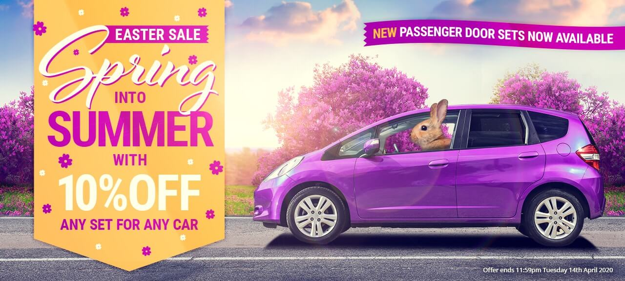Spring Into Summer With 10% Off!