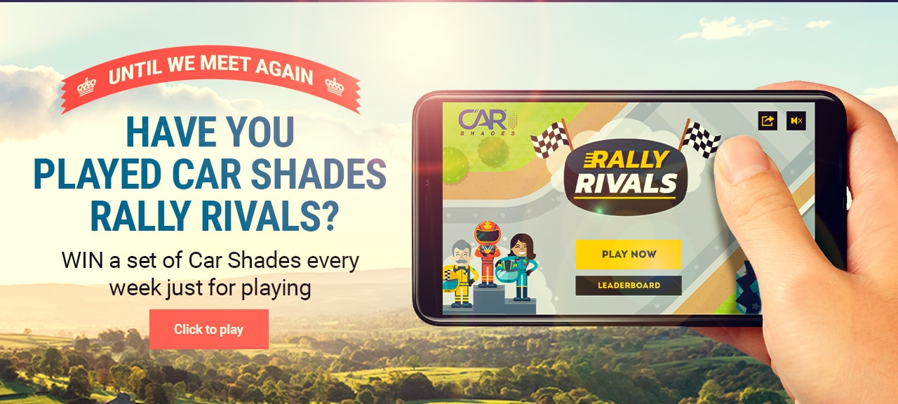 Win a Set of Car Shades!