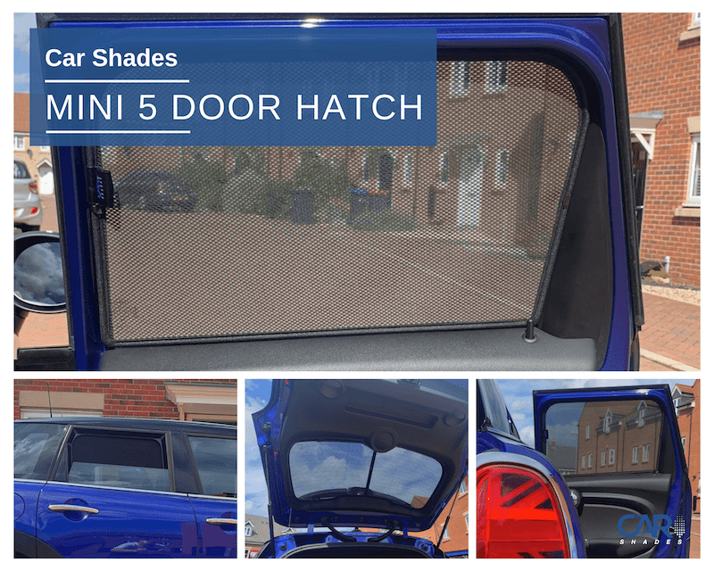 Mini 5 Door Hatch 2014 Onwards Full Set