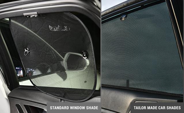 Car Window Sun Blinds Privacy UV Shades Peugeot 406 Estate  95-04