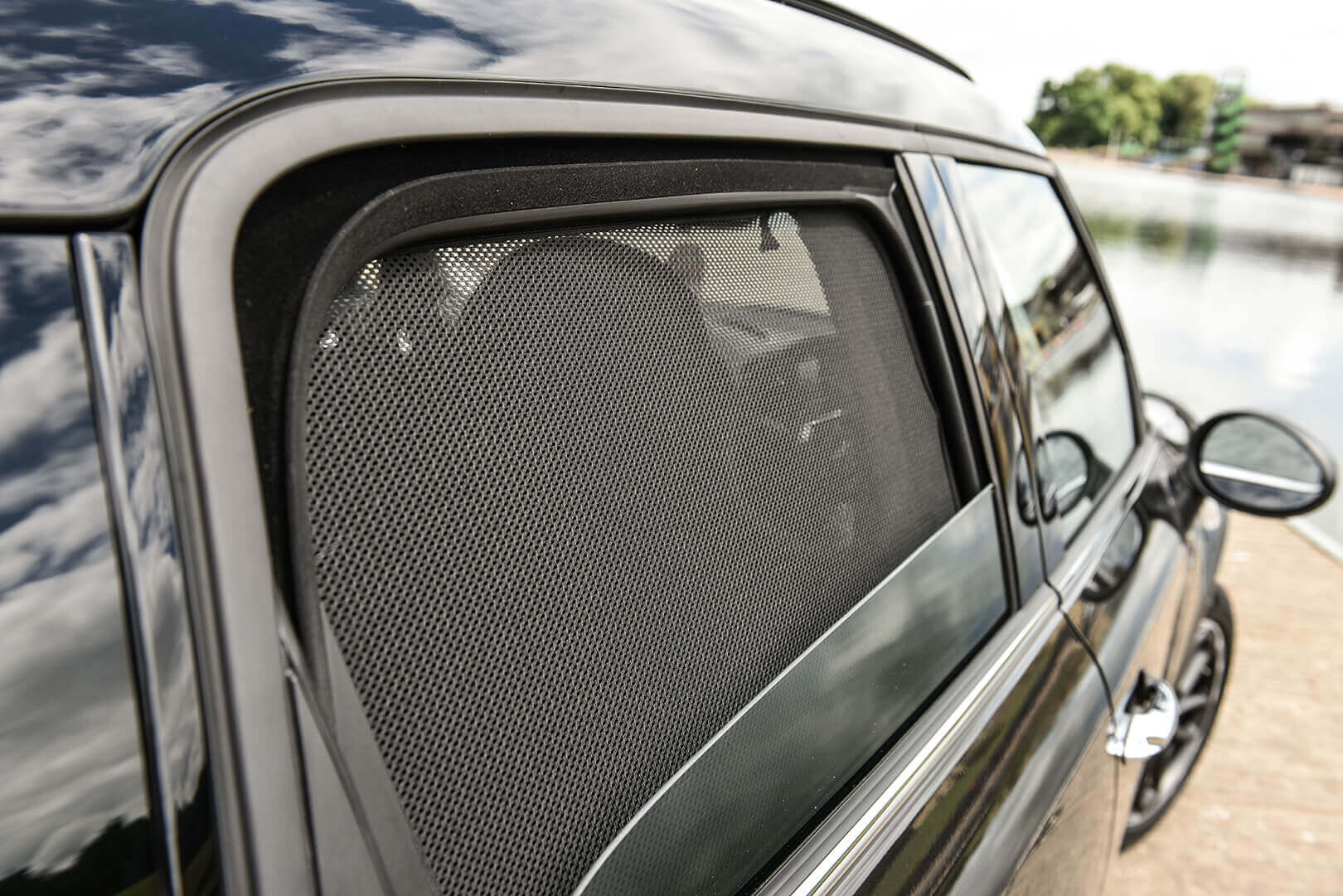 Uv Car Shades Land Rover Discovery 3 4 04 Rear Door Set
