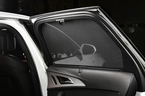 UV Car Shades - Audi A3 5Dr 2012> Rear Door Set