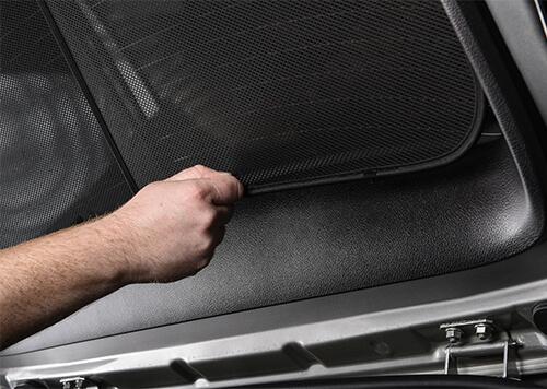 Skoda Octavia Estate 04-13 UV CAR SHADES WINDOW SUN BLINDS PRIVACY GLASS TINT