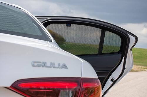 Car Shades Alfa Romeo Giulia (952) 4 door 15> Full Rear Set