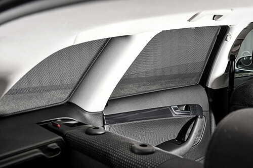 UV Car Shades - Audi A3 5Dr 03-12 Full Rear Set