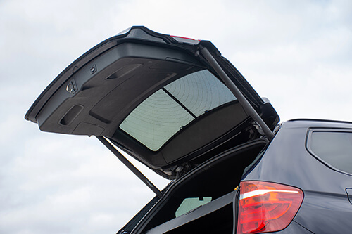Car Shades - BMW X3 F25 5dr 10-17 Full Rear Set