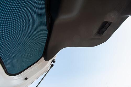 Car Shades - Citroen C3 Aircross 2017> -  Full Rear Set