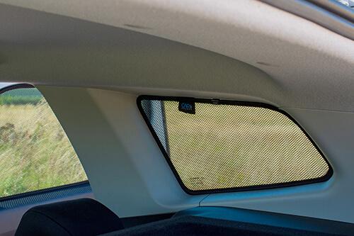 Car Shades Dacia Duster 5 Door18> Full Rear Set