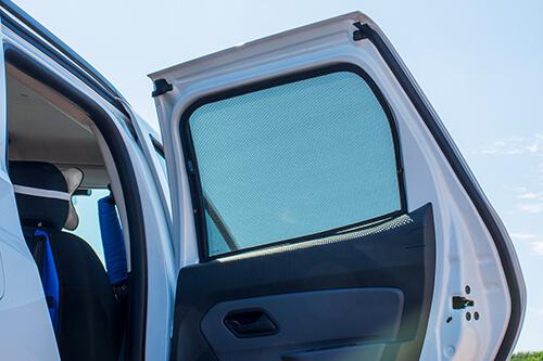 Car Shades Dacia Duster 5dr 2018> Rear Door Set