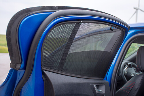 Car Shades Ford Focus 5dr 2018> Rear Door Set