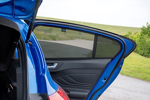Car Shades Ford Focus 5dr 2018> Full Rear Set