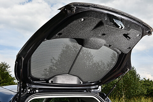 Car Shades Ford Ka 3 door 09-15 Full Rear Set