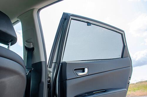 Car Shades Kia Optima 4dr 15-20 - Rear Door Set
