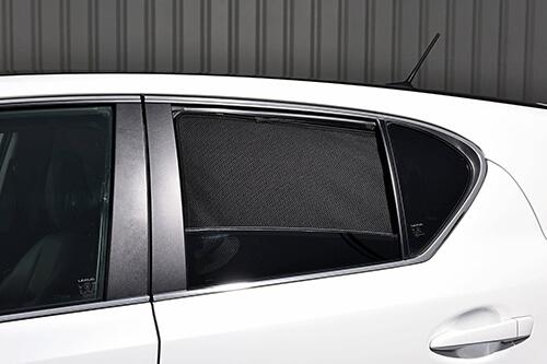 Car Shades Lexus CT200H5 door 11> Full Rear Set