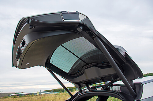 Car Shades Land Rover Range Rover Velar 5 door	17> Full Rear Set