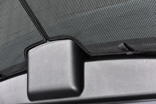 Car Shades Mazda 3 5 Door 09-13 Full Rear Set