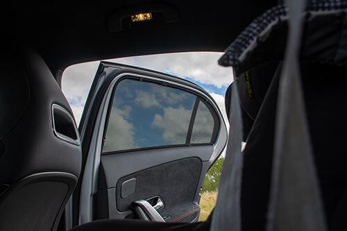 Car Shades Mercedes A-Class 5dr 2019> W177 Full Rear Set