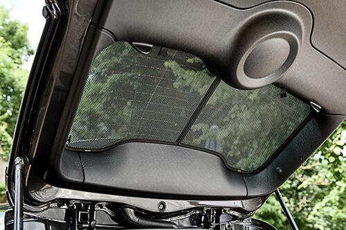 Car Shades MiniCountryman 5 door 10-16 Full Rear Set