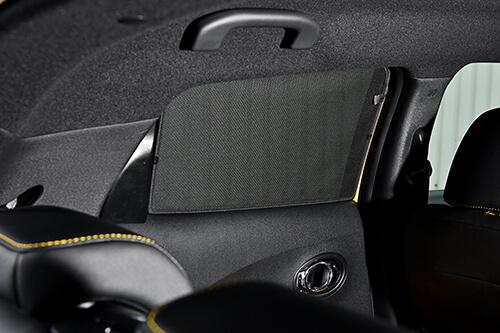 UV Privacy Car Shades (Set of 4) Nissan Juke 5dr 10>