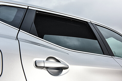 Car Shades Nissan Qashqai5 door 13> Full Rear Set