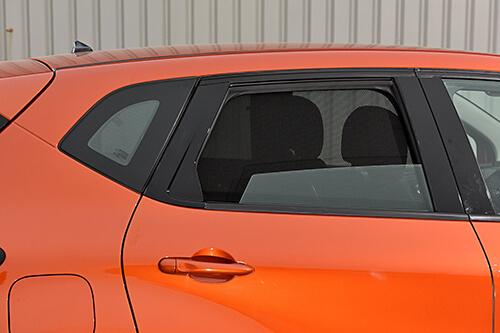Car Shades Renault Captur5 Door 13>19 Full Rear Set