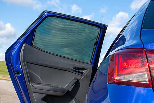 Car Shades - Seat Arona 2017> - Rear Door Set