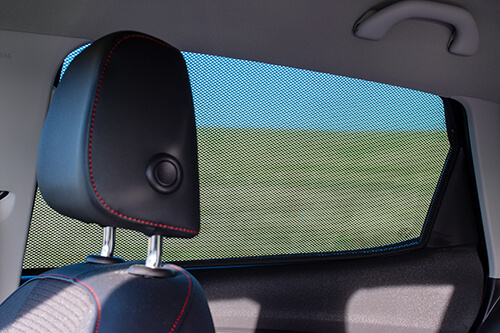 Car Shades Seat Leon 5 door 12> Full Rear Set