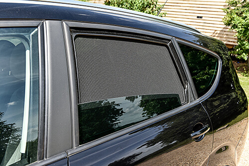 Car Shades Seat Altea XL 5 door04-13 Full Rear Set