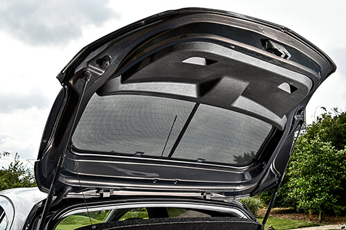 Car Shades Vauxhall Corsa D & E 5 door 06-18 Full Rear Set