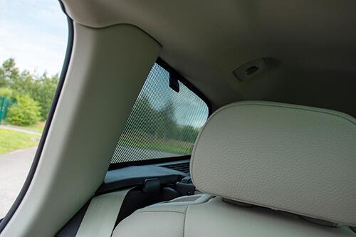Car Shades Volvo V60 Estate 19> Full Rear Set