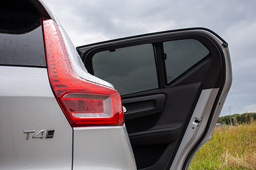 Car Shades Volvo XC40 5dr 2018> Rear Door Set