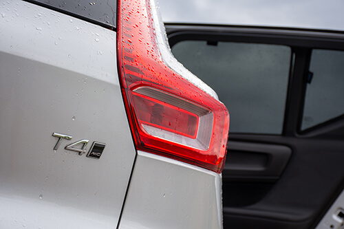 Car Shades Volvo XC40 5 door 18> Full Rear Set
