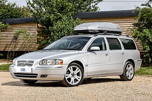 Car Shades Volvo V70 & XC70 Estate 07-16 Full Rear Set