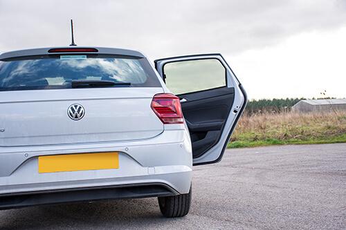Car Shades VW Polo 2017> 5 Door - Full Rear Set