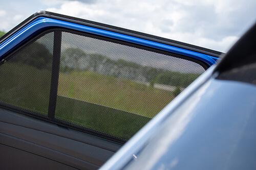 UV Car Shades VW T-Roc 5dr 2017> - Rear Door Set