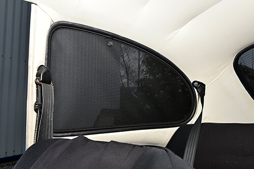 UV Privacy Car Shades (Set of 4) VW Beetle 1964-71