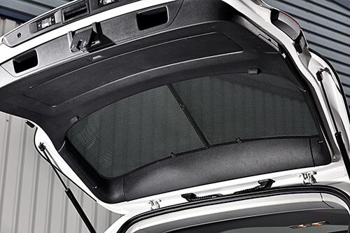 Car Shades Tiguan 5 door 08-16 Full Rear Set