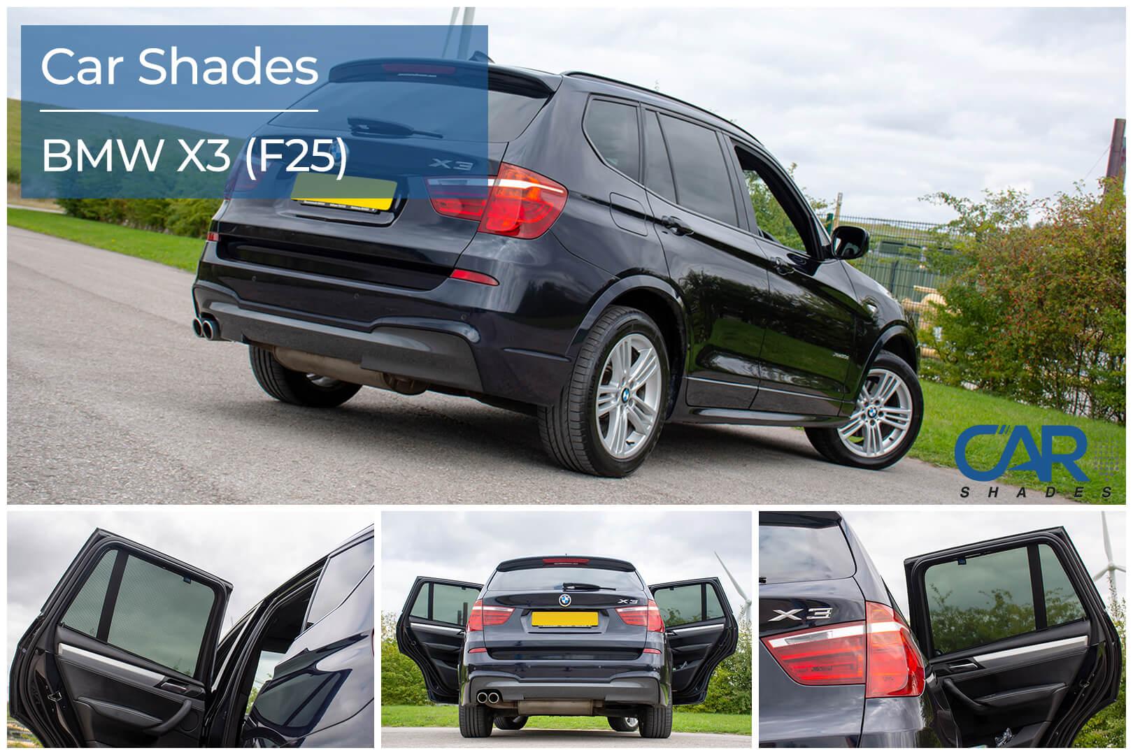 Car Shades - Full Rear Set