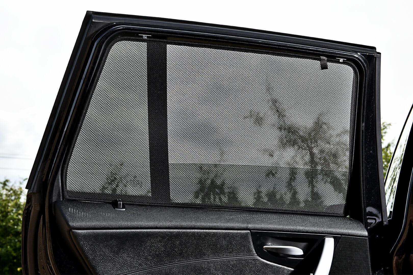 UV Privacy Car Shades - BMW X3 E83 5dr 03-10 Full Rear Set