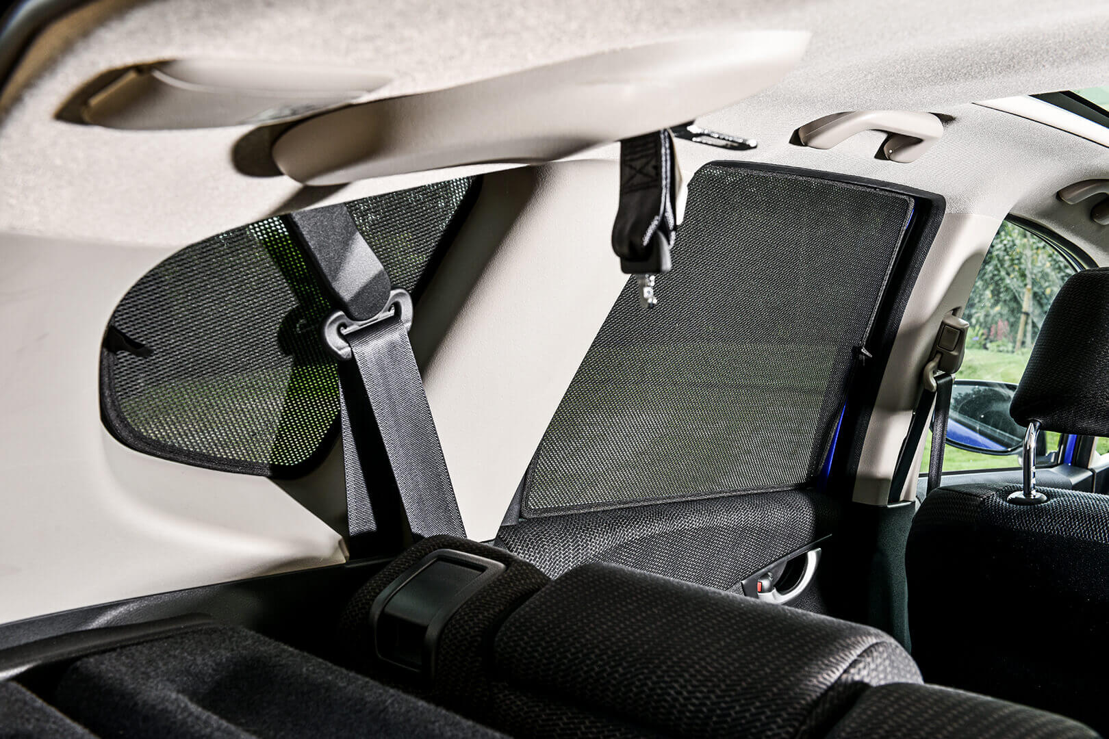UV Privacy Car Shades (Set of 6) Honda JAZZ 5 DOOR 2008-2014