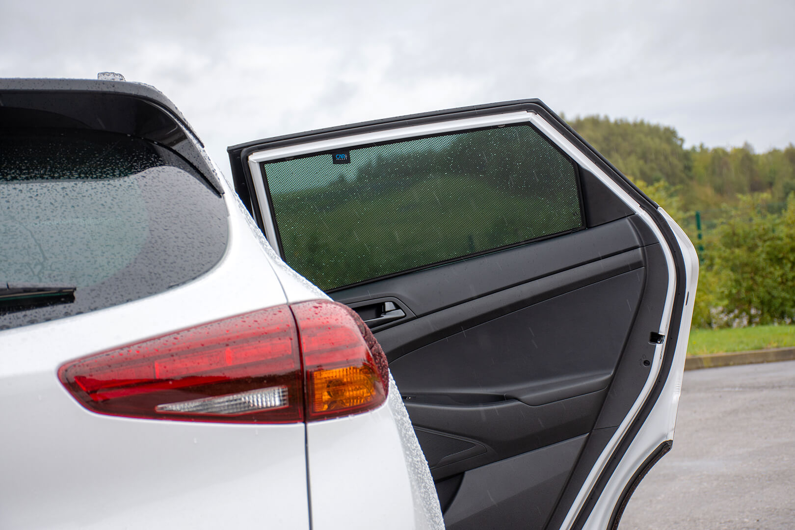 UV Car Shades - Hyundai Tucson 5dr 2019> Full Rear Set