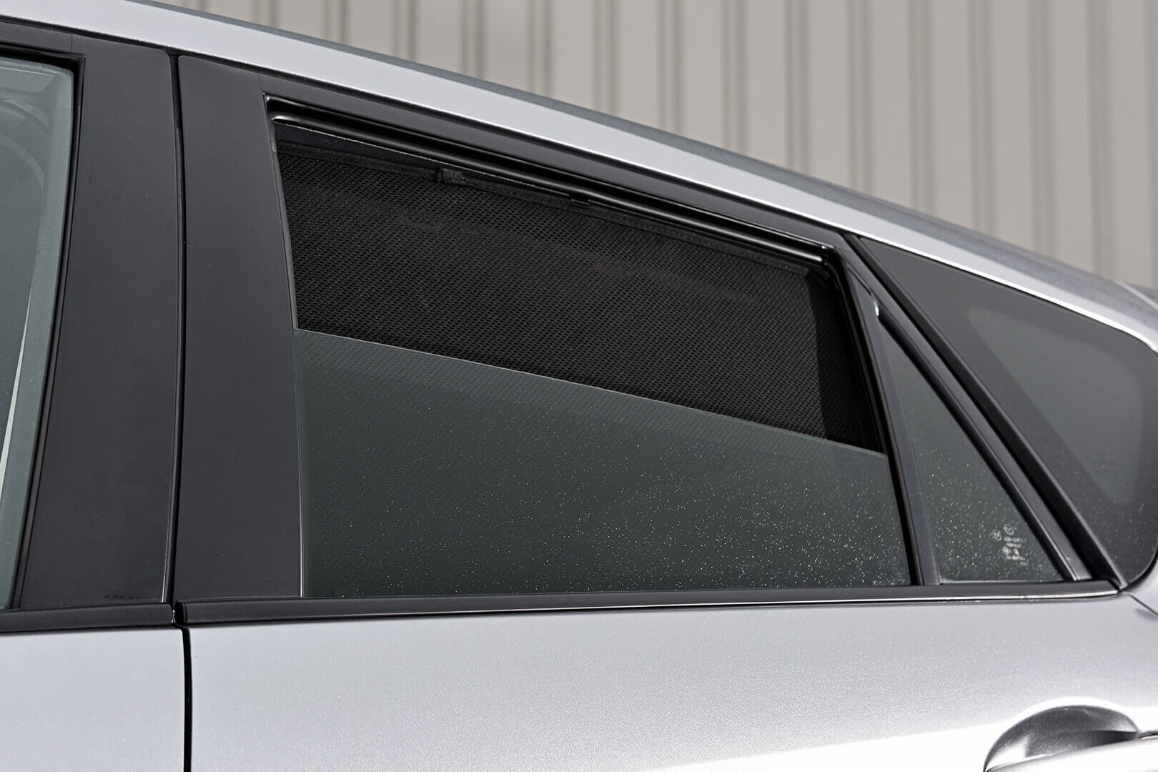 UV Privacy Car Shades (Set of 6) Mazda 3 5dr 09-13