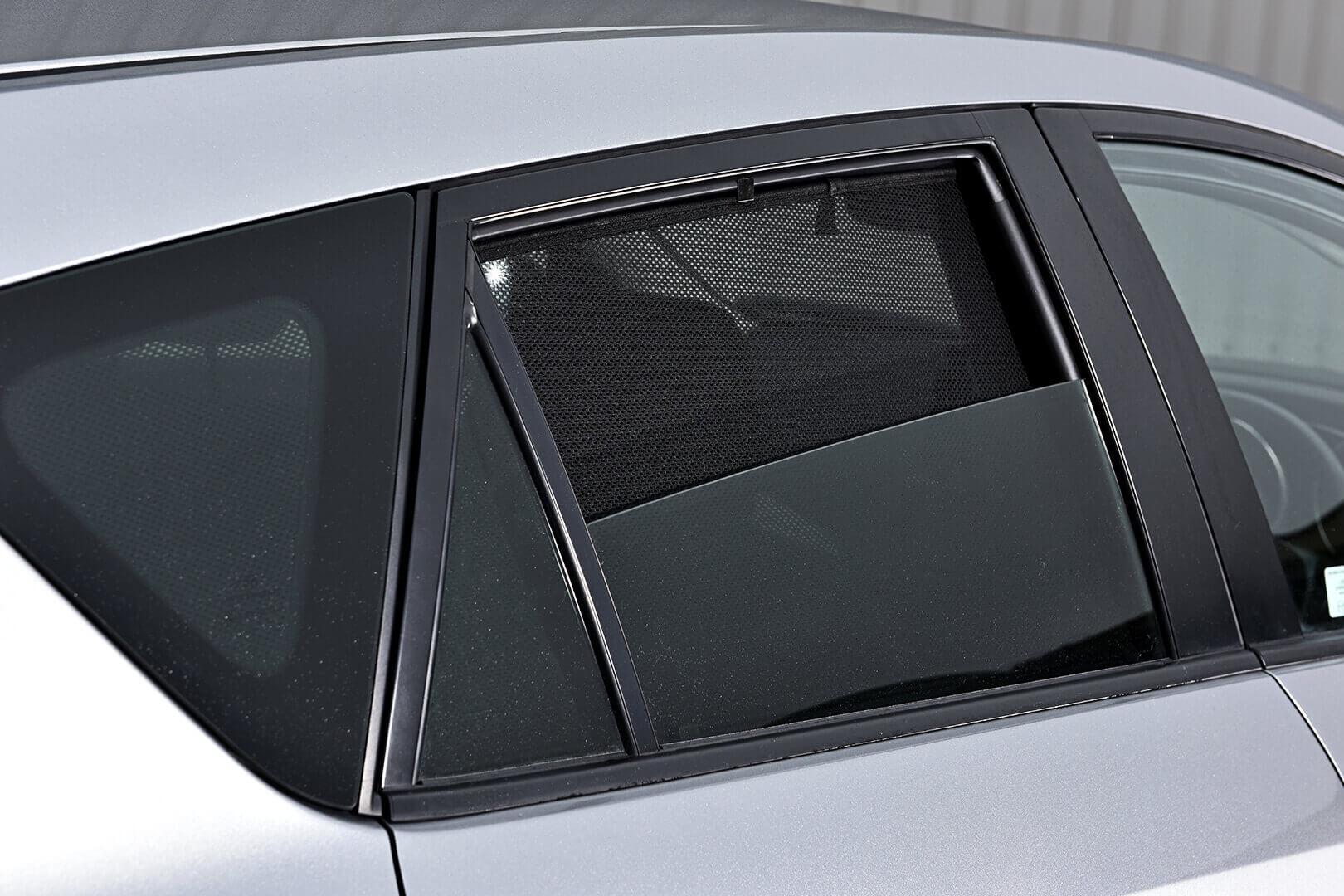 UV Privacy Car Shades (Set of 6) Mazda 3 5dr 09-13