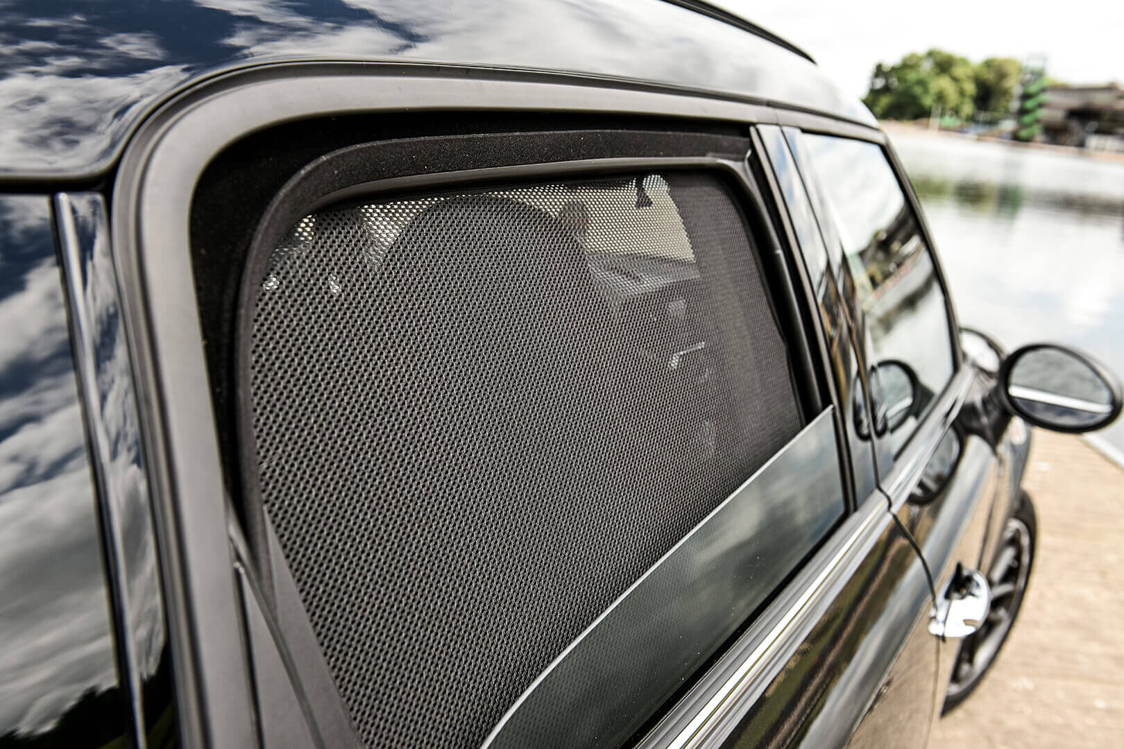 Uv Privacy Car Shades Set Of 6 Mini Countryman 5dr 10 16