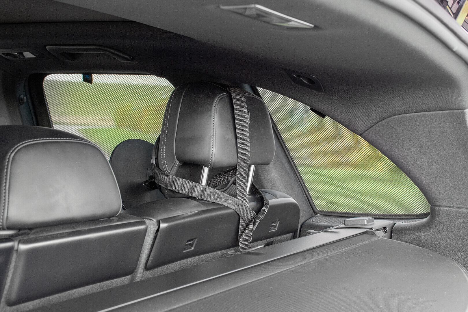 UV Car Shades - Porsche Cayenne 5dr 11-17 Full Rear Set
