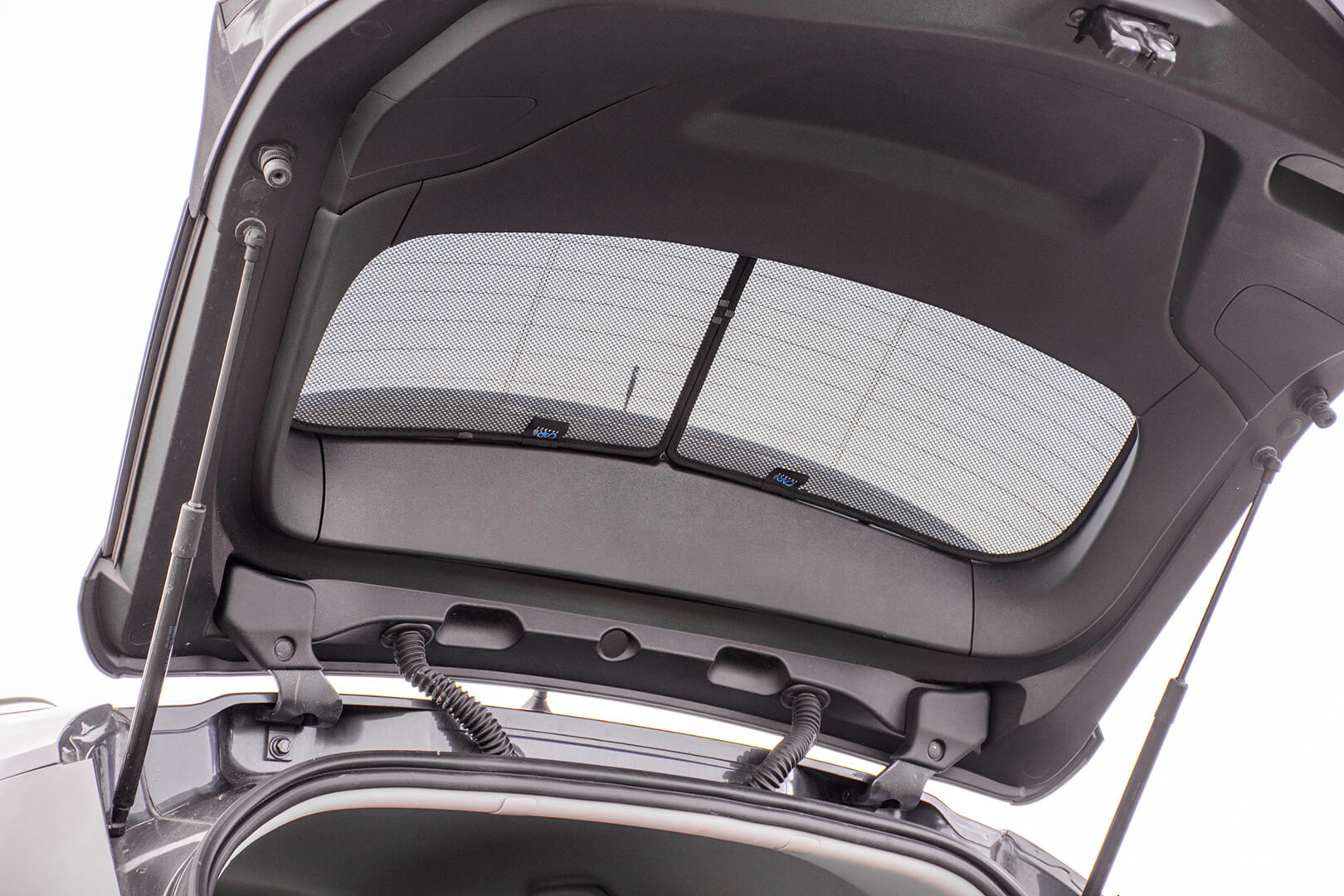 Car Shades Renault Megane Estate 2016> Full Rear Set