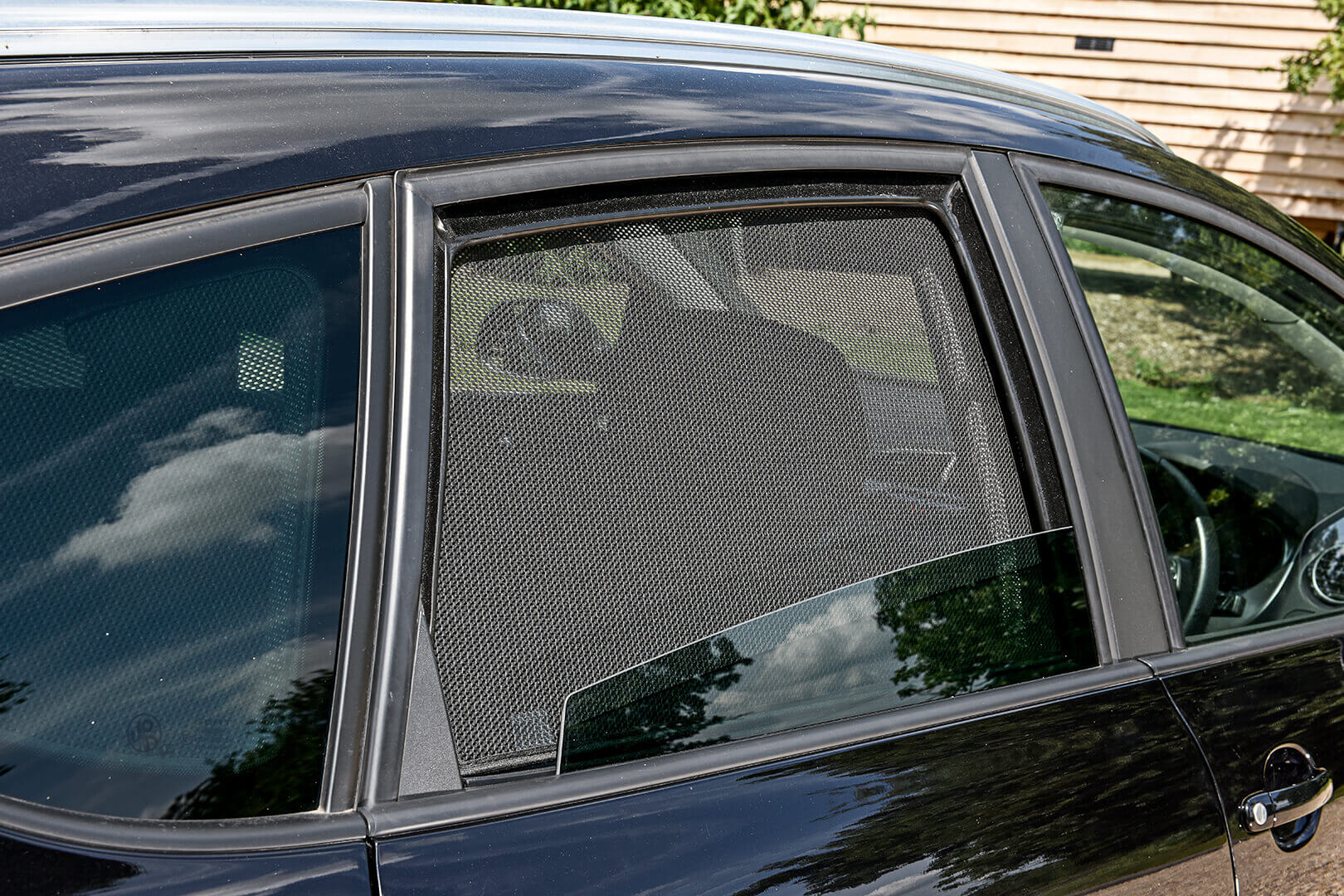 UV Privacy Car Shades (Set of 6) Seat Altea XL 5dr 04-13