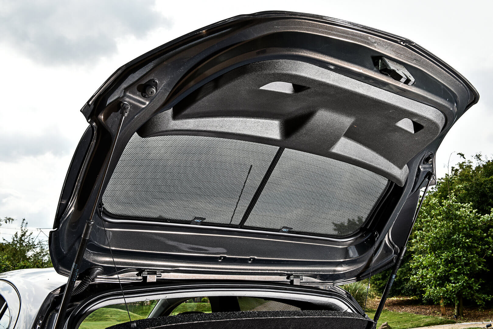 UV Car Shades (Set of 4) CORSA 5dr 06-18