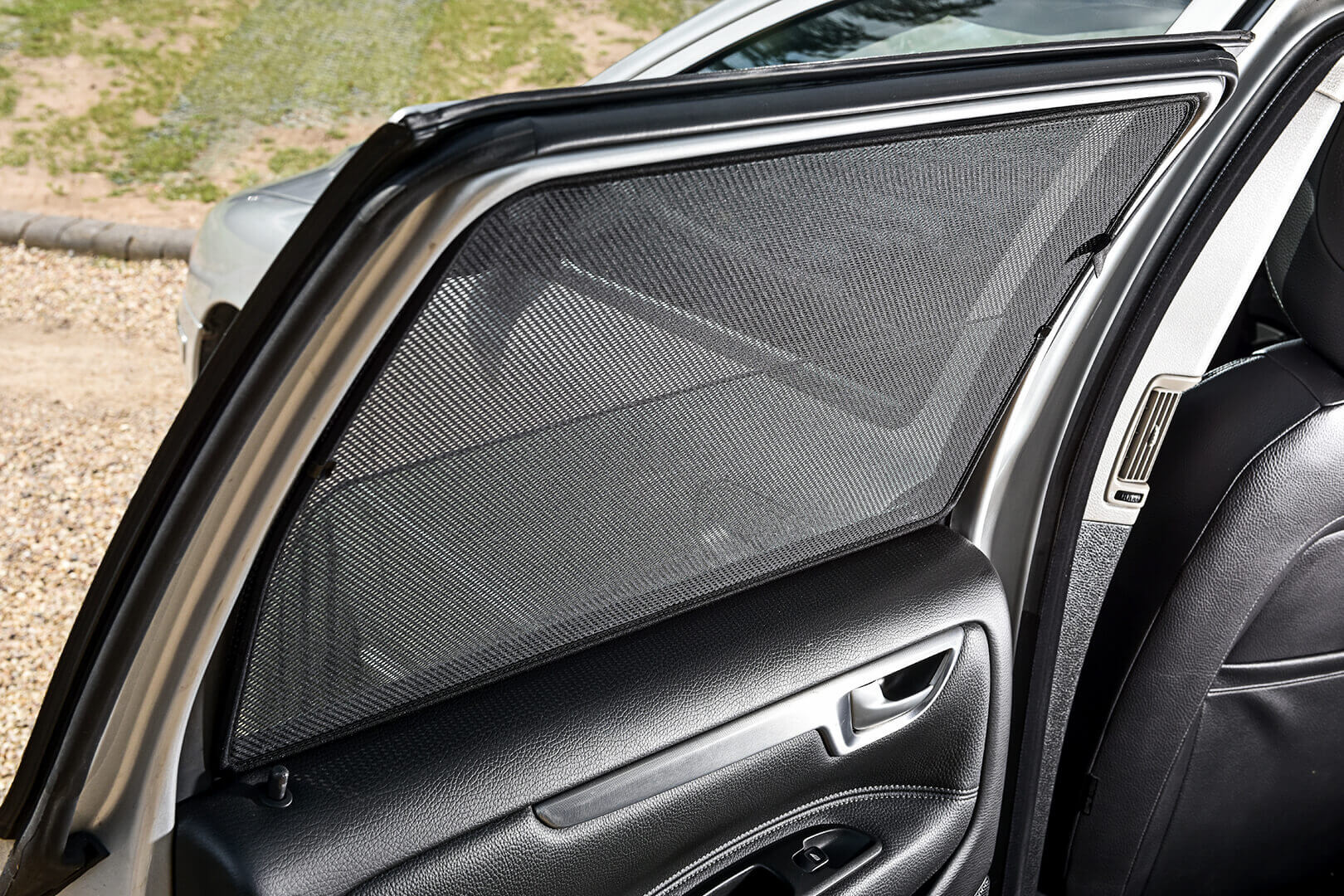 UV Car Shades (Set of 6) Volvo V70 Estate 07-16